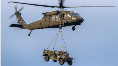Military Sling Load
